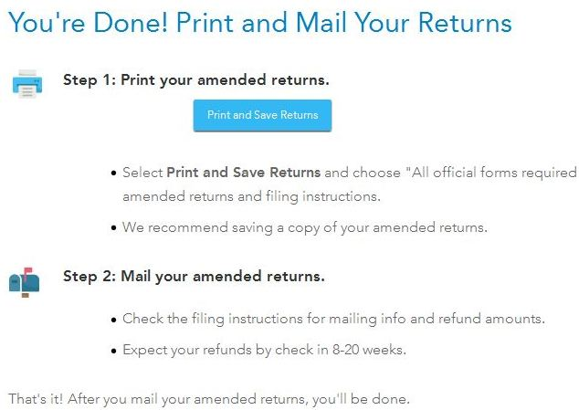 How Long Does It Take To Get Your Amended Tax Return Back?