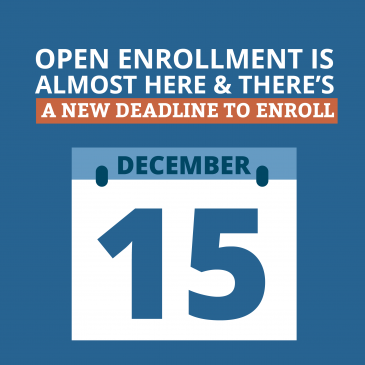 Obamacare Open Enrollment